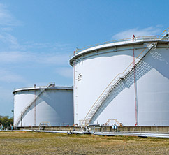 Nagoya Second Oil Terminal, Nakagawa Bussan Co., Ltd.